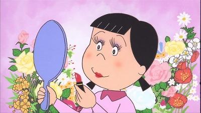 花沢さんの化粧