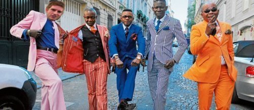 コンゴ共和国のオシャレ集団「サプール」