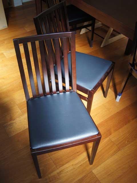 椅子を追加購入