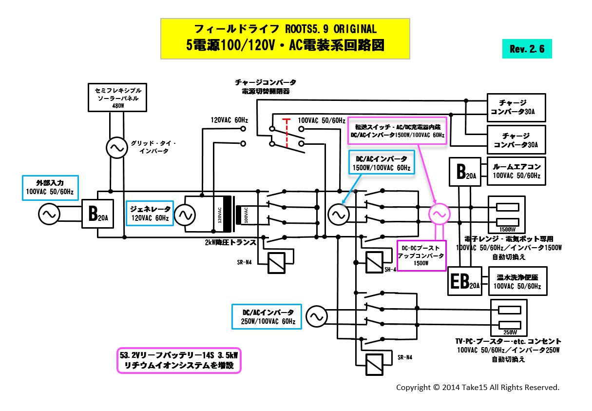 ROOTS100VAC回路図rev26