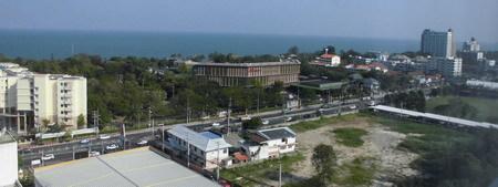 ホテル海側