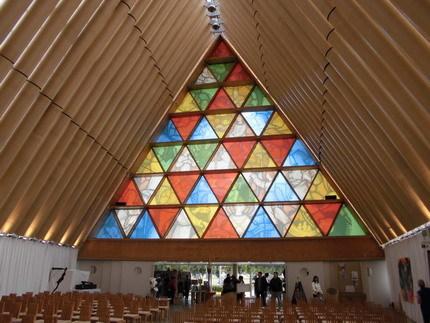 仮設大聖堂1