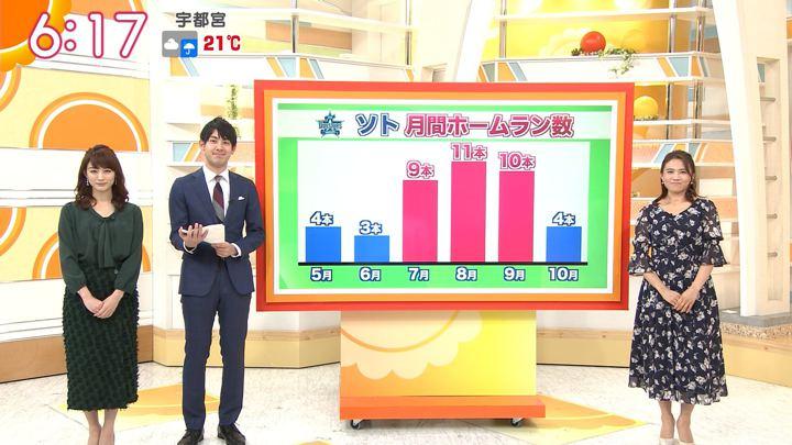 2018年10月12日新井恵理那の画像24枚目