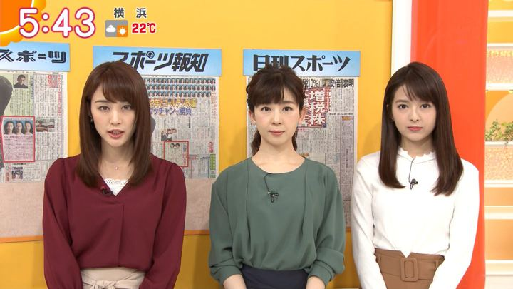 2018年10月16日新井恵理那の画像07枚目