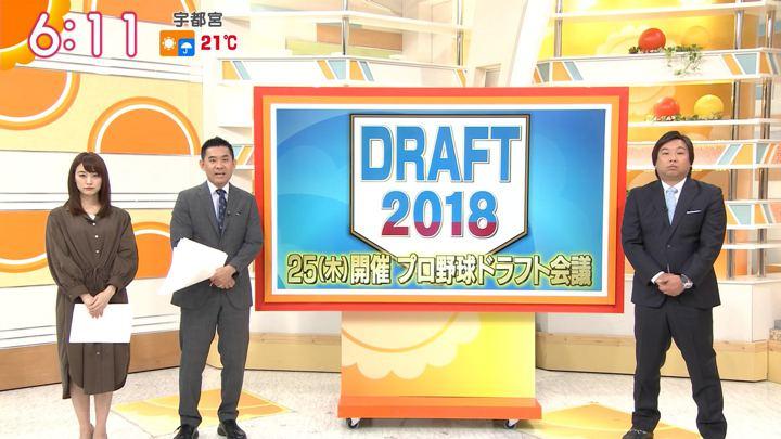 2018年10月23日新井恵理那の画像15枚目