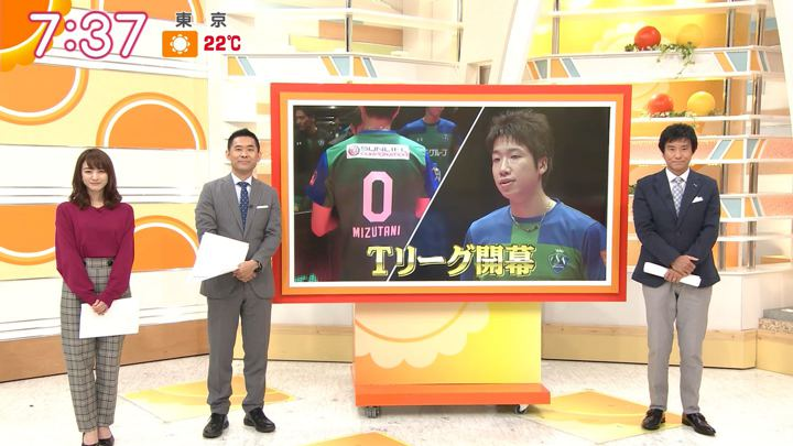 2018年10月25日新井恵理那の画像22枚目