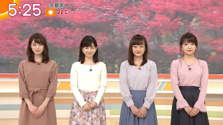 2018年10月30日新井恵理那の画像08枚目