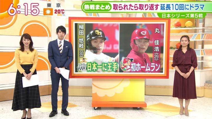 2018年11月02日新井恵理那の画像21枚目
