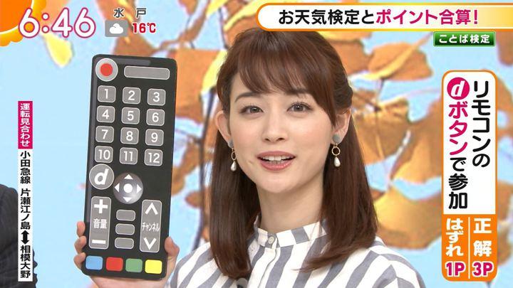 2018年11月12日新井恵理那の画像20枚目