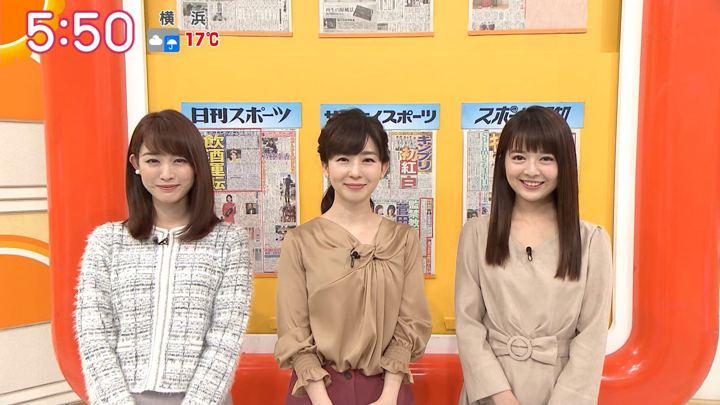 2018年11月13日新井恵理那の画像10枚目