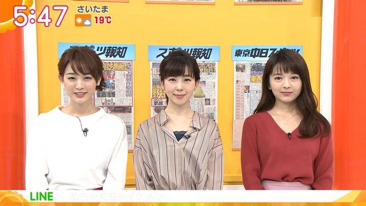 2018年11月16日新井恵理那の画像10枚目