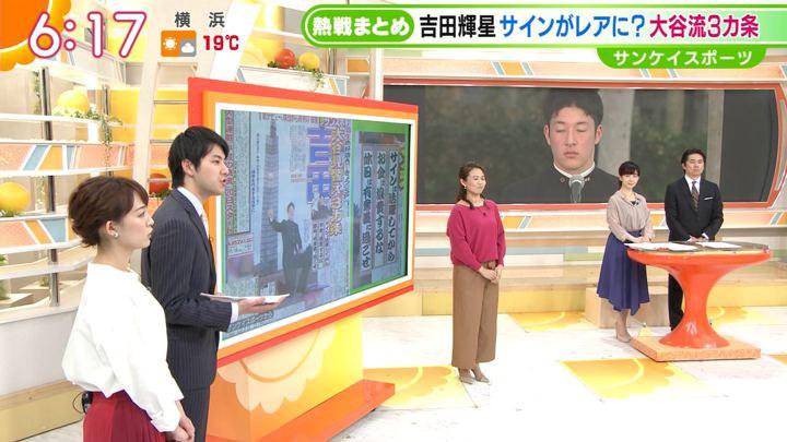 2018年11月16日新井恵理那の画像14枚目
