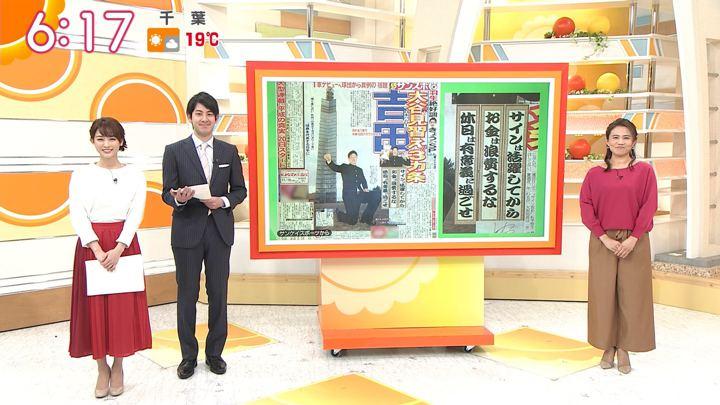 2018年11月16日新井恵理那の画像15枚目