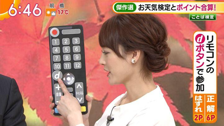2018年11月16日新井恵理那の画像17枚目