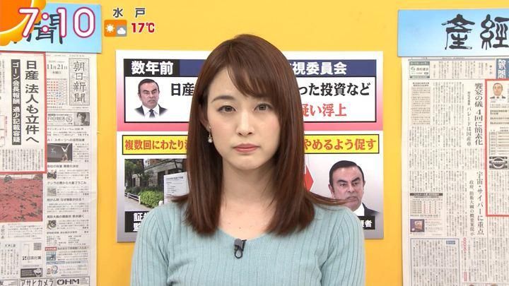 2018年11月21日新井恵理那の画像28枚目
