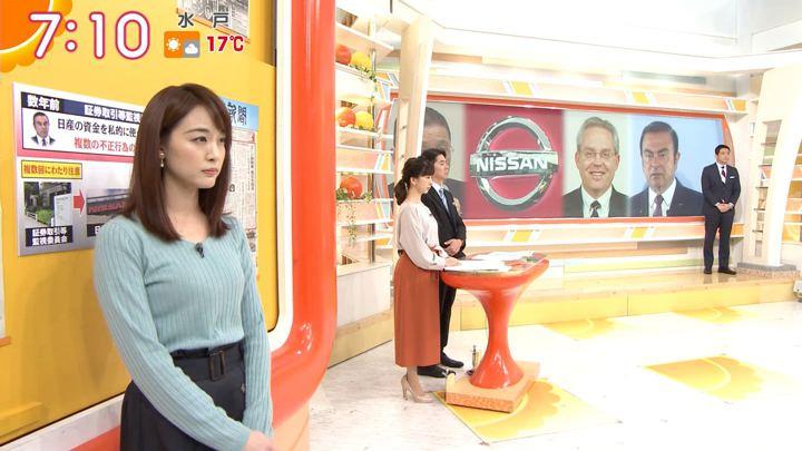 2018年11月21日新井恵理那の画像29枚目