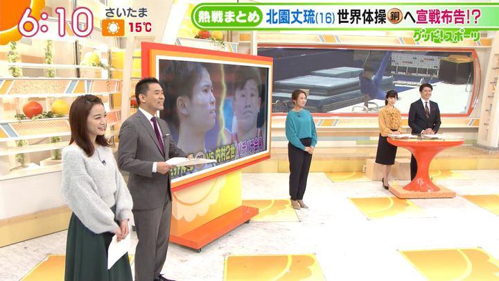 2018年11月23日新井恵理那の画像14枚目