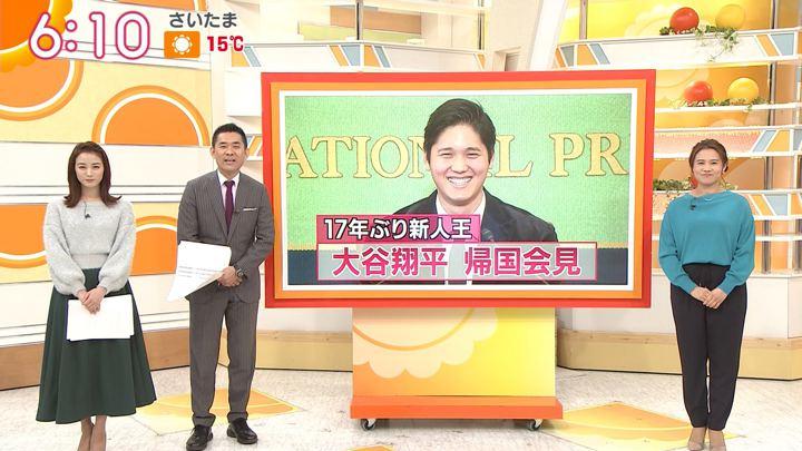 2018年11月23日新井恵理那の画像15枚目