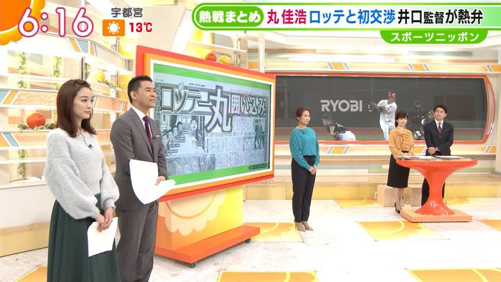2018年11月23日新井恵理那の画像16枚目