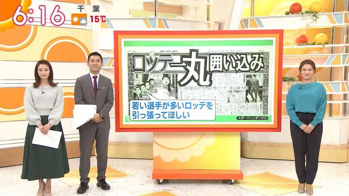 2018年11月23日新井恵理那の画像17枚目