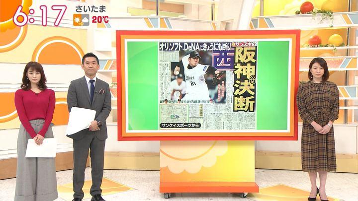2018年11月28日新井恵理那の画像16枚目