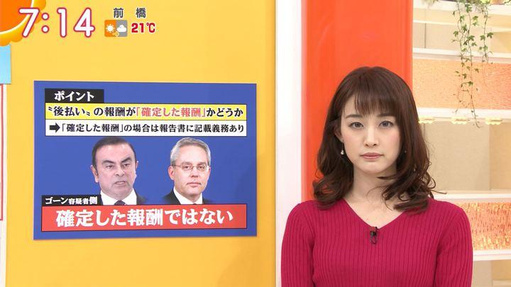 2018年11月28日新井恵理那の画像24枚目