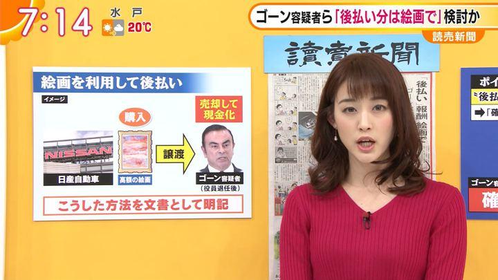 2018年11月28日新井恵理那の画像25枚目