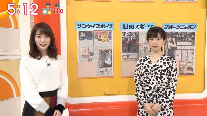 2018年12月10日新井恵理那の画像03枚目