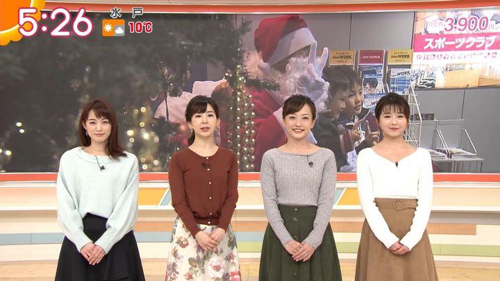 2018年12月25日新井恵理那の画像10枚目