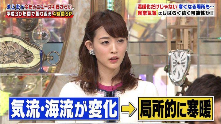2018年12月27日新井恵理那の画像29枚目