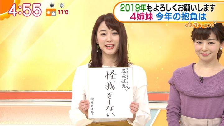 2019年01月04日新井恵理那の画像02枚目