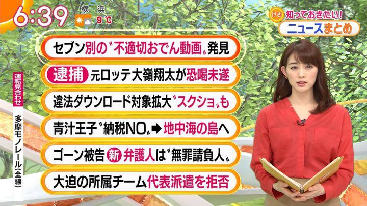 2019年02月14日新井恵理那の画像20枚目