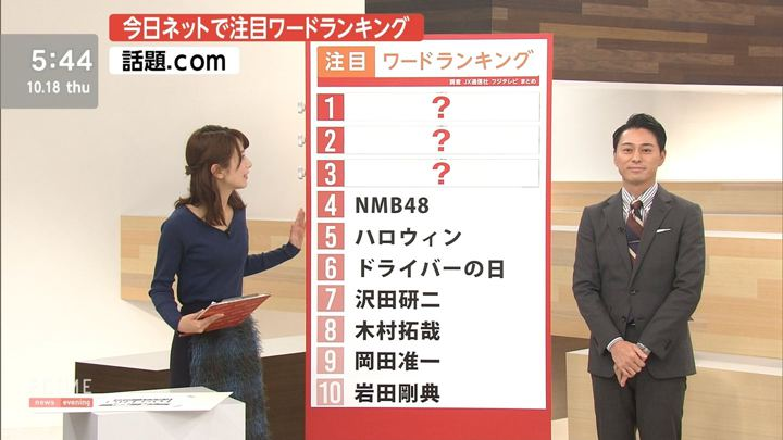 2018年10月18日海老原優香の画像02枚目