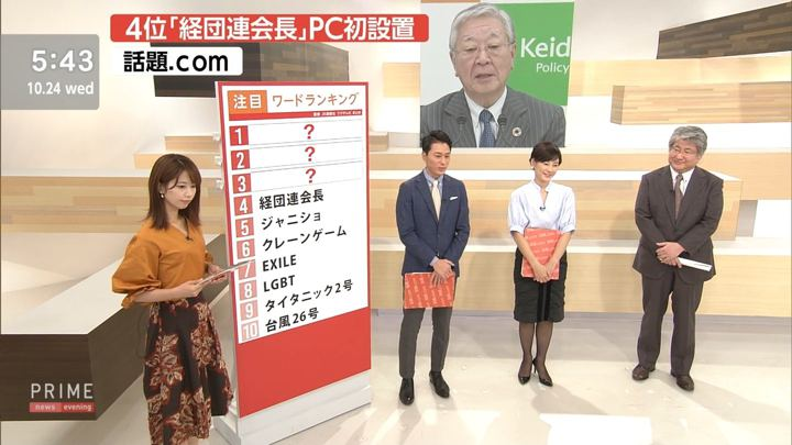 2018年10月24日海老原優香の画像06枚目