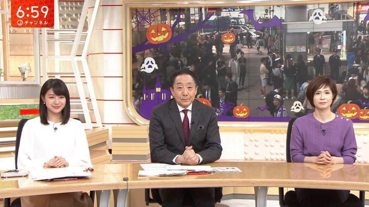 2018年10月29日林美沙希の画像30枚目