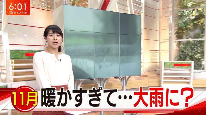 2018年11月06日林美沙希の画像15枚目