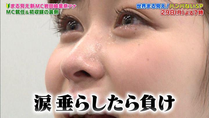 2018年10月27日岩田絵里奈の画像27枚目