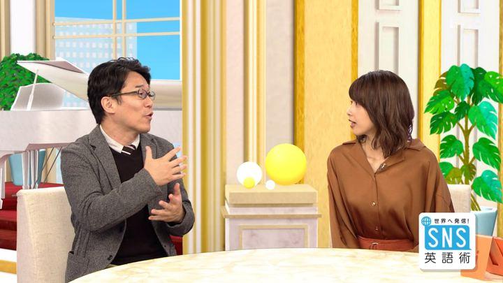 2018年10月18日加藤綾子の画像11枚目