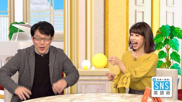 2018年11月22日加藤綾子の画像07枚目