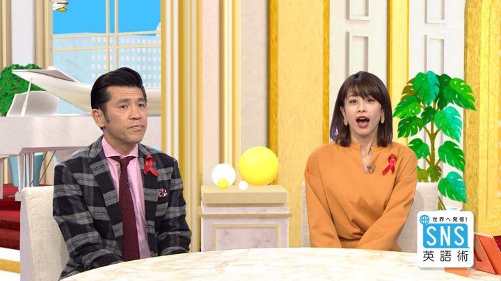 2018年11月29日加藤綾子の画像13枚目