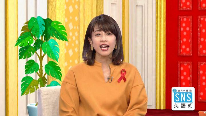 2018年11月29日加藤綾子の画像15枚目