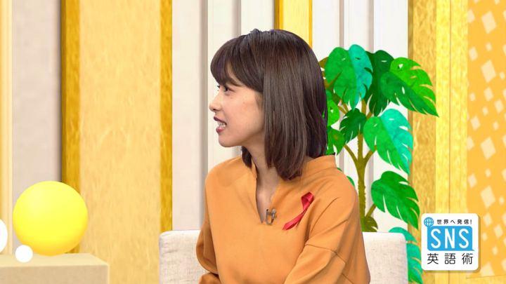 2018年11月29日加藤綾子の画像19枚目