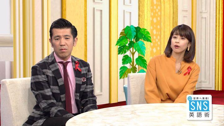2018年11月29日加藤綾子の画像22枚目
