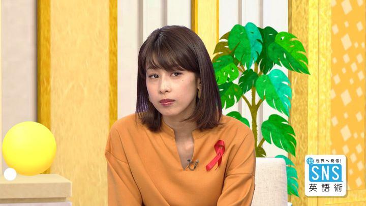 2018年11月29日加藤綾子の画像23枚目