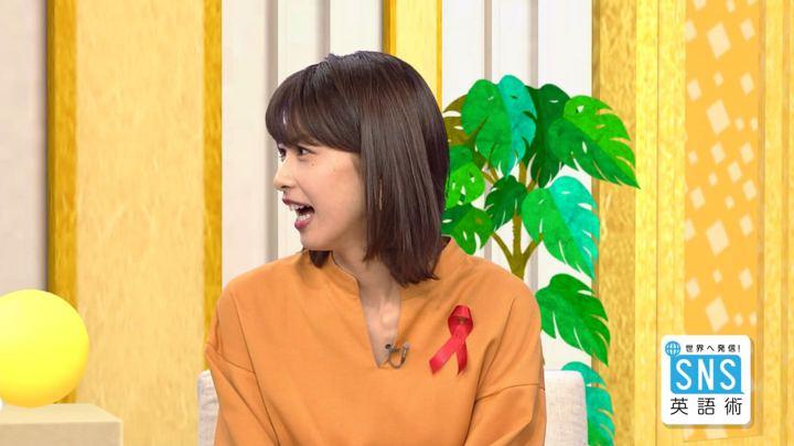 2018年11月29日加藤綾子の画像24枚目