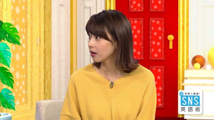 2018年12月06日加藤綾子の画像11枚目