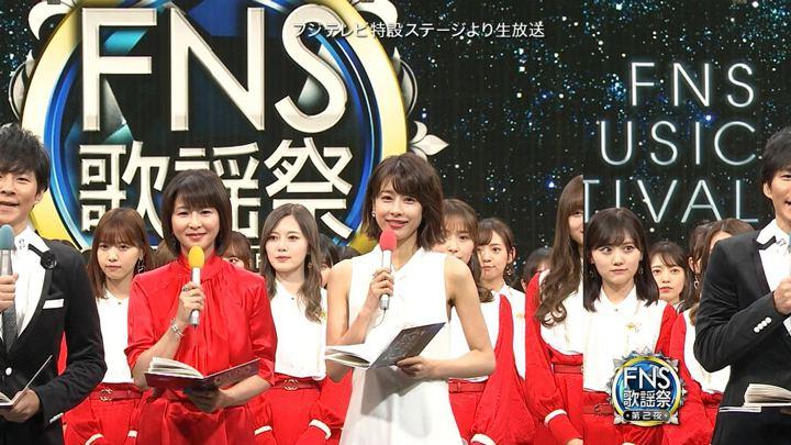 加藤綾子 2018FNS歌謡祭第2夜 (2018年12月12日放送 22枚)