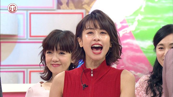 加藤綾子 ホンマでっか!?TV (2019年02月13日放送 21枚)