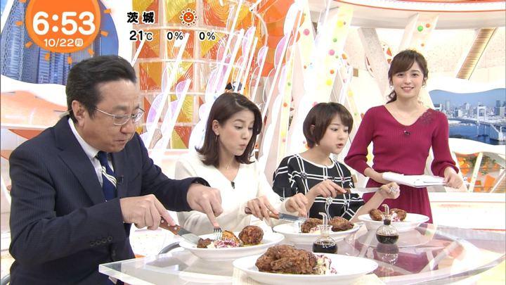 2018年10月22日久慈暁子の画像14枚目