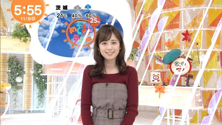 久慈暁子 めざましテレビ (2018年11月09日放送 42枚)